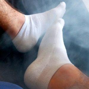 Smoking Socks